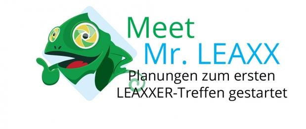 Mr. LEAXX will Dich wirklich treffen