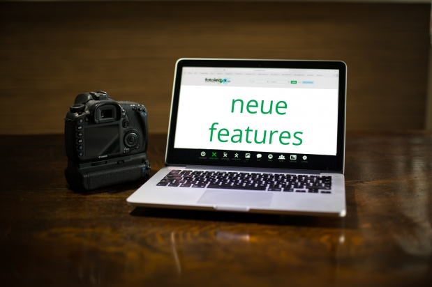 NEUE FEATURES