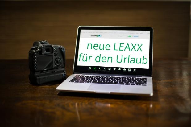 LEAXX FÜR DEN SOMMER