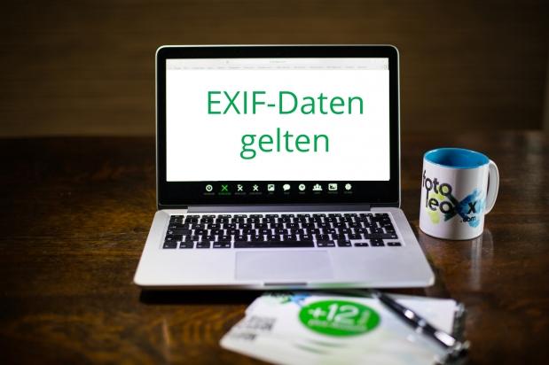 Es gelten die EXIF-Daten eurer Pixx