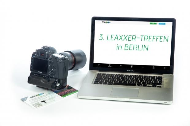 3. LEAXXER-TREFFEN in Berlin