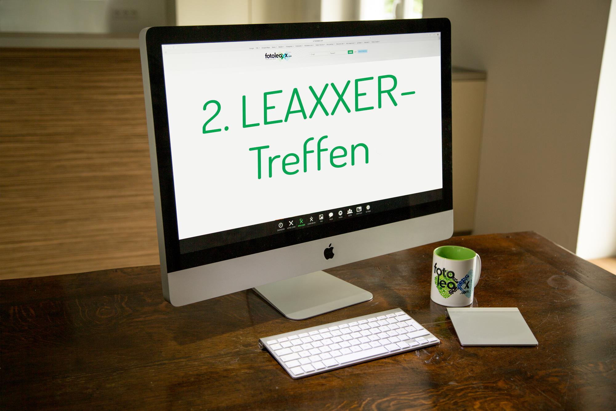 2. LEAXXER-TREFFEN